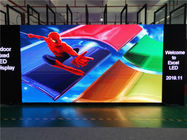 4mm Indoor Fixed LED Display / Stage Background LED Display Big Screen